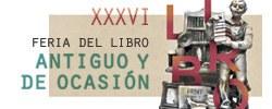 Imagen del evento 36 Feria del Libro Antiguo y de Ocasión