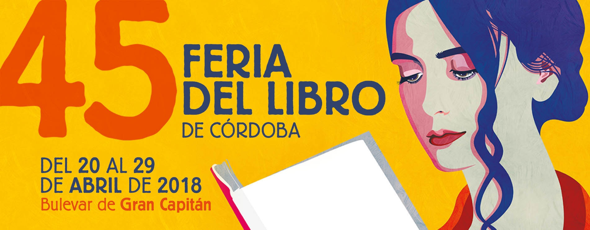 45 Feria del Libro de Córdoba