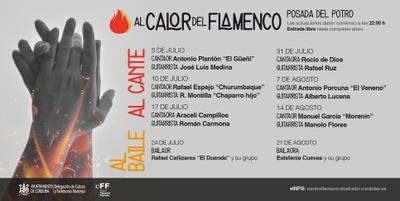Imagen del evento Al calor del flamenco
