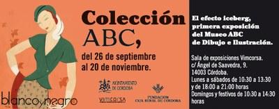 Imagen del evento Colección ABC, el efecto iceberg. Dibujo e Ilustración españoles entre dos fines de siglo.