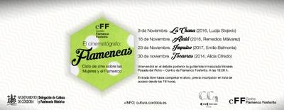 Imagen del evento El cinematógrafo: Flamencas. Alalá