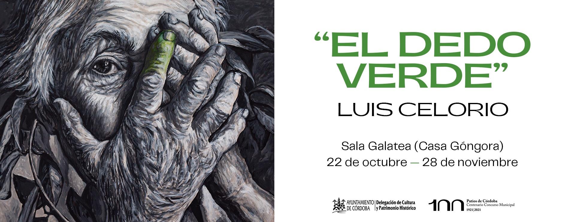Exposición de Luis Celorio
