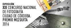Imagen del evento Exposición del XX Concurso Nacional de Fotografía Ciudad de Córdoba. Premio Mezquita 2016