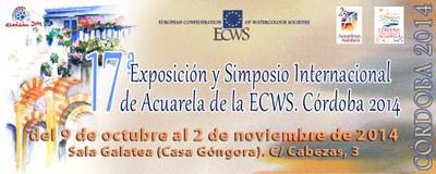 Imagen del evento Exposición y Simposio Internacional de Acuarela de la ECWS