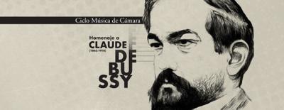 Imagen del evento Homenaje Claude Debussy (1862-1918). Cuarteto Ardeo
