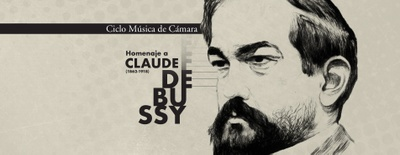 Imagen del evento Homenaje Claude Debussy (1862-1918). Halíř trío