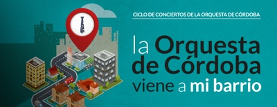Imagen del evento La Orquesta viene a mi barrio (Alcolea)