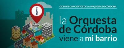 Imagen del evento La Orquesta viene a mi barrio (Poniente Sur)