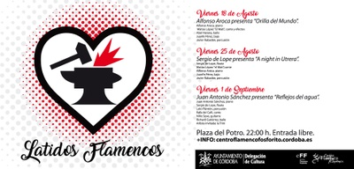 Imagen del evento Latidos Flamencos