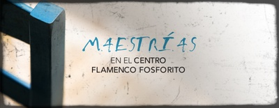 """Imagen del evento Maestrías: Antonia Santiago """"La Chana"""""""