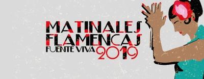 Matinales Flamencas. Fuente Viva: Mercedes Hidalgo