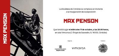 Imagen del evento Max Penson
