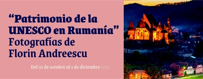 """Imagen del evento """"Patrimonio de la UNESCO en Rumanía"""" . Fotografías de  Florin Andreescu"""