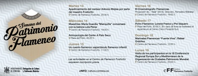 Imagen del evento Potro Flamenco: Lorena Franco y Pol Vaquero