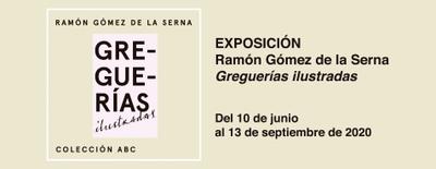Ramón Gómez de la Serna. Greguerías ilustradas
