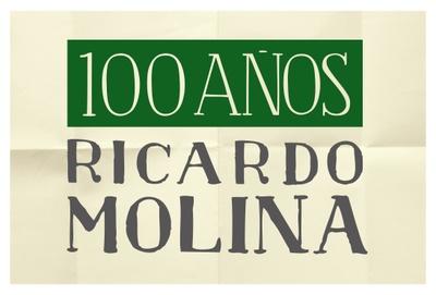 Imagen del evento Ricardo Molina. Antología poética