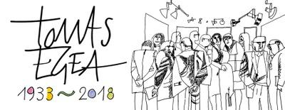 Imagen del evento Tomás Egea. 1933-2018