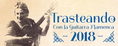 Imagen del evento Trasteando con la Guitarra Flamenca