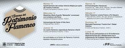 Imagen del evento Un cuento flamenco: espectáculo flamenco infantil