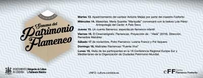 Imagen del evento Visita guiada al Centro de Flamenco Fosforito