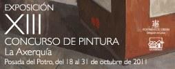 Imagen del evento XIII Concurso de Pintura Axerquía.