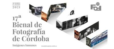 Imagen del evento XVII Bienal Internacional de Fotografía de Córdoba. Imágenes Inmunes