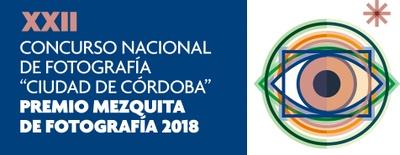 """Imagen del evento XXII Concurso nacional de fotografía """"Ciudad de Córdoba"""" – Premio Mezquita 2018"""