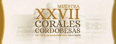 Image de XXVII Muestra de Corales Cordobesas