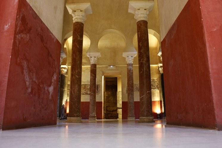 Imagen de Baños del Alcázar Califal