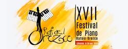 XVII Festival de piano 2018
