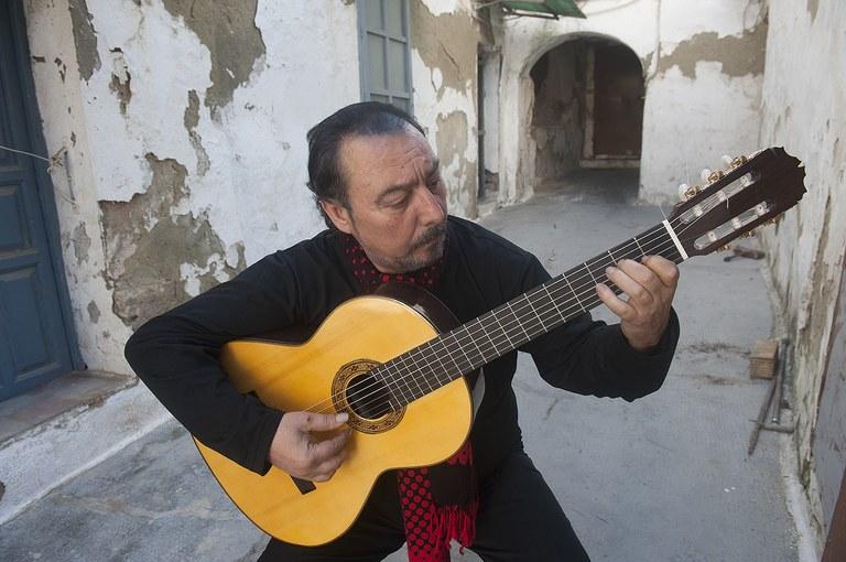 Trasteando con la Guitarra Flamenca 2019